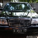 Beruntung, Pria Ini Punya Mobil Kepresidenan Era Soeharto-SBY