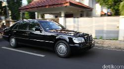 Mobil Bekas Presiden Kebal Ganjil-Genap, Kok Bisa?