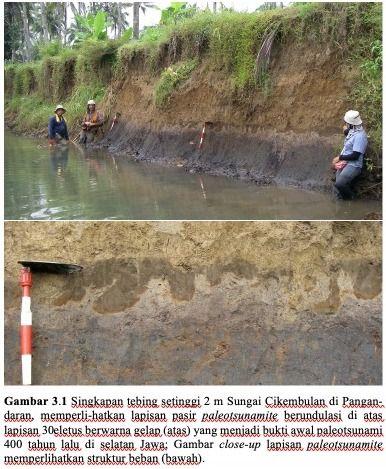 Peneliti paleotsunami Pusat Penelitian Geoteknologi Lembaga Ilmu Pengetahuan Indonesia (LIPI) bernama Eko Yulianto (Dok Pribadi)