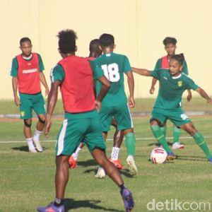 Shopee Liga 1: Dua Pemain Asing Persebaya Absen Lawan PSS Sleman