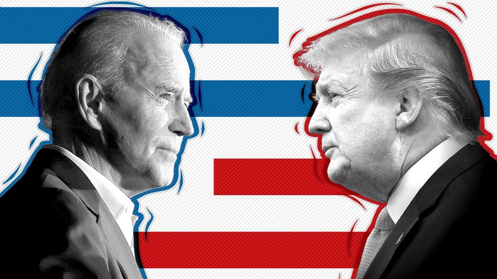 Jelang Debat Panas Trump-Biden, Bursa Saham Global Merosot