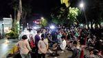 Pusat Tongkrongan di Surabaya jadi Sasaran Rapid Test