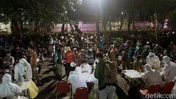 Kawula Muda Nongkrong di Surabaya Mendadak Di-rapid Test On The Spot