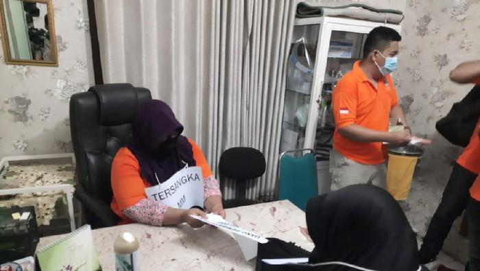 Rekonstruksi klinik aborsi di Senen Jakarta Pusat