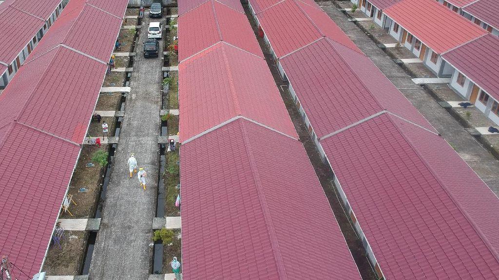 Rumah Nelayan Dialihfungsi Jadi Tempat Isolasi Pasien COVID-19