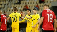 Hasil Liga Europa: Kalahkan Shkendija, Tottenham Lolos ke Babak Play-off