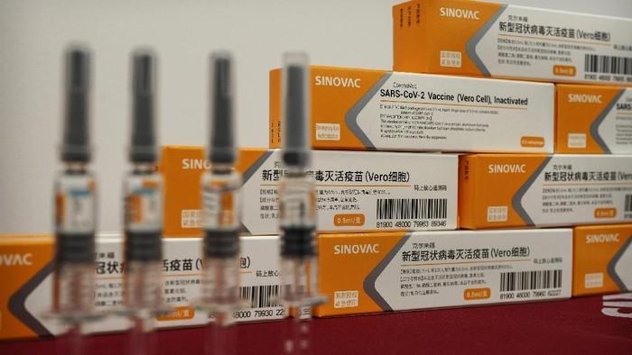 Vaksin virus Corona dari Sinovac dikabarkan siap edar ke seluruh dunia awal 2021. Seperti apa proses pembuatan vaksin yang kini sedang jalani uji klinis itu?