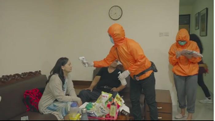 syuting film di tengah pandemi