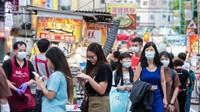 Potret Taiwan di Kala Lockdown, Warga Bebas Nongkrong