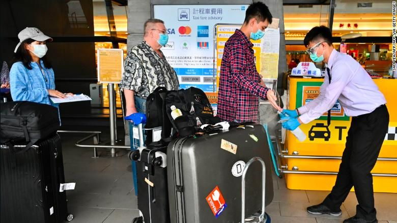 Taiwan selama lockdown