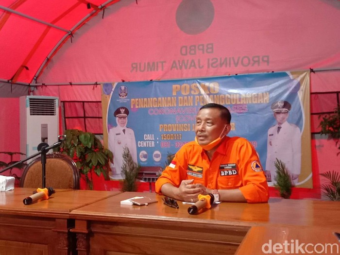 Tenaga Ahli BPBD Jawa Timur, Suban Wahyudiono