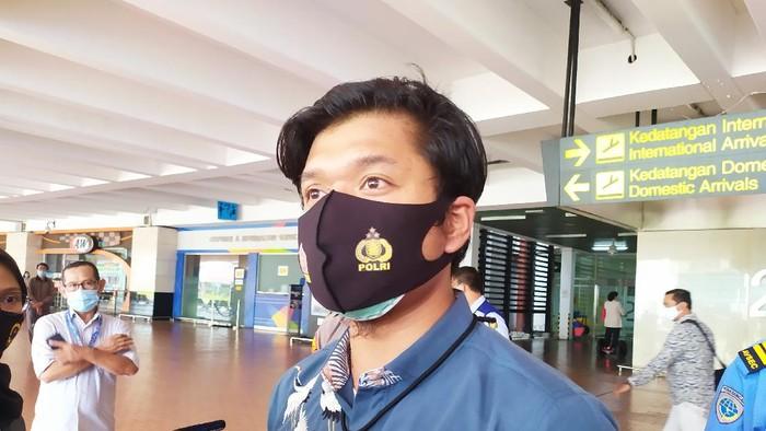 Tersangka pelecehan seksual di Bandara Soekarno-Hatta ditangkap di Sumut