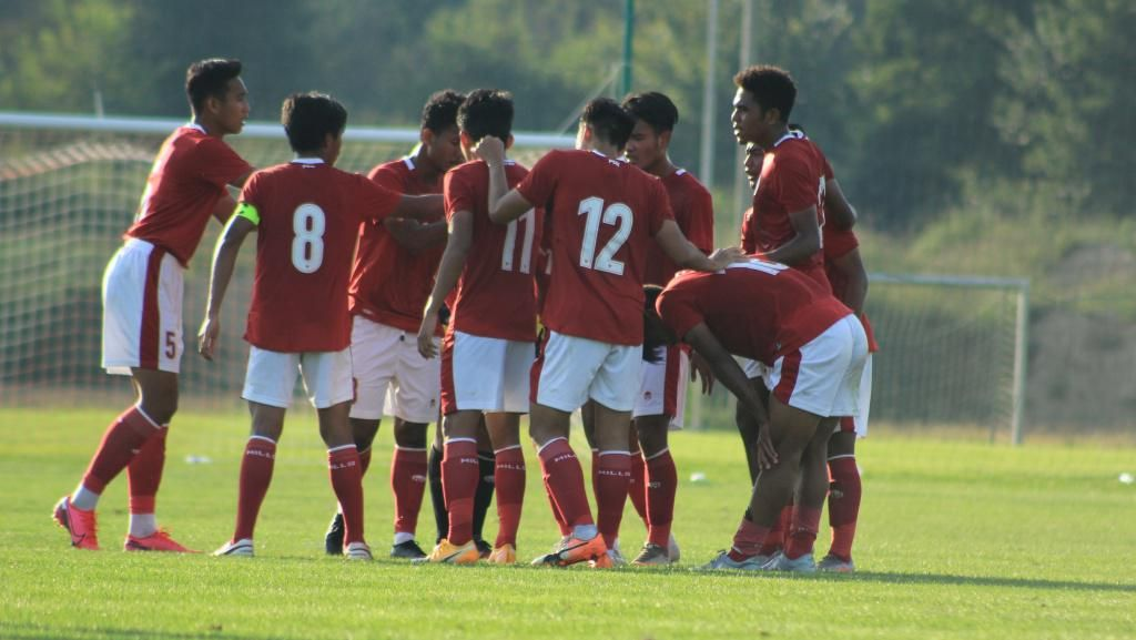 Shin Tae-yong: Permainan Timnas U-19 Mulai Stabil dan Membaik