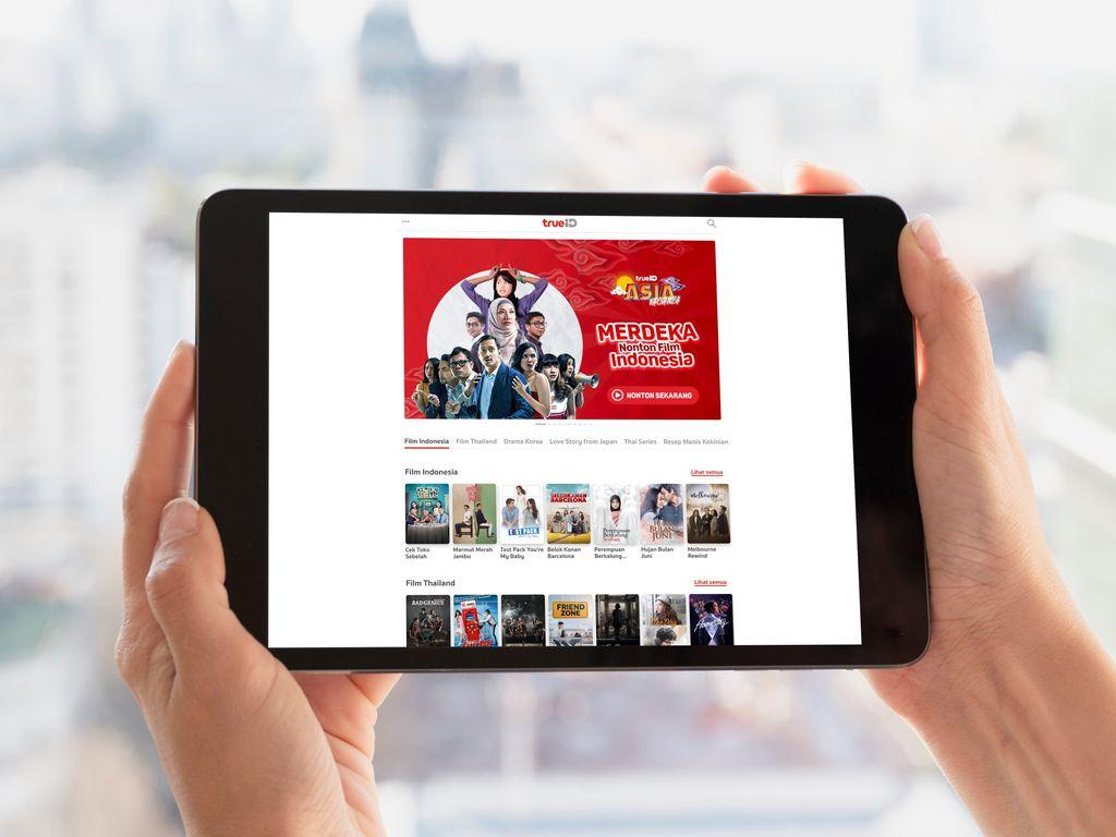Layanan streaming video dari Thailand bebas bayar dan registrasi. Menyajikan konten dari Korea Selatan, Thailand dan Indonesia. Tidak ketinggalan hadir konten-konten original