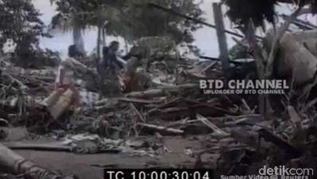 Jumat Pon, Sejarah Menyakitkan Saat Tsunami Terjang Banyuwangi 1994