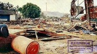 Ngerinya Tsunami Saat Terjang Banyuwangi Tahun 1994 Lalu