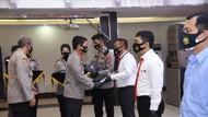 Ungkap Penyeludupan Sabu 300 Kg, 42 Personel Polda Kalsel Dapat Penghargaan