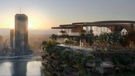 Foto: Ini Gedung Terhijau Sedunia, Ditanami 20 Ribu Pohon