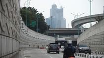 Polisi: Volume Kendaraan di DKI Turun 21 Persen Selama PSBB Ketat