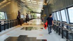 Foto: SkyBridge Instagrammable di Stasiun Bandung