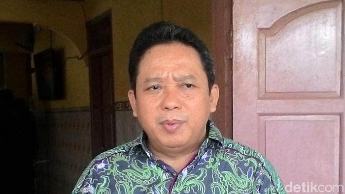 Wakil Bupati Wonogiri Edy Santoso yang bakal menjadi Plt Bupati Wonogiri selama Joko Sutopo (Jekek) cuti Pilkada 2020.