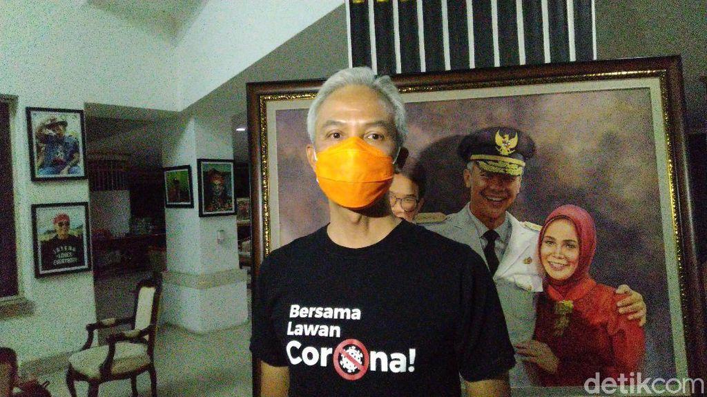 Kasus COVID-19 Meledak di Jateng, Warning untuk Ganjar?