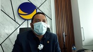 NasDem Apresiasi Jokowi Beri Bunga ke Kim Jong Un: Simbolik tapi Dalam