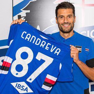 Antonio Candreva Resmi Bergabung dengan Sampdoria