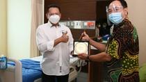 Kunjungi RS Mayapada, MPR: Jangan Sepelekan Kinerja Dokter & Nakes