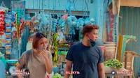Billy Ajak Amanda ke Pasar Naik Motor, Cari Bahan Nasi Goreng