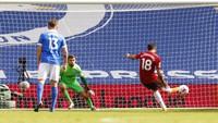 Penalti di Menit Akhir Menangkan MU, Ini Kata Bruno Fernandes