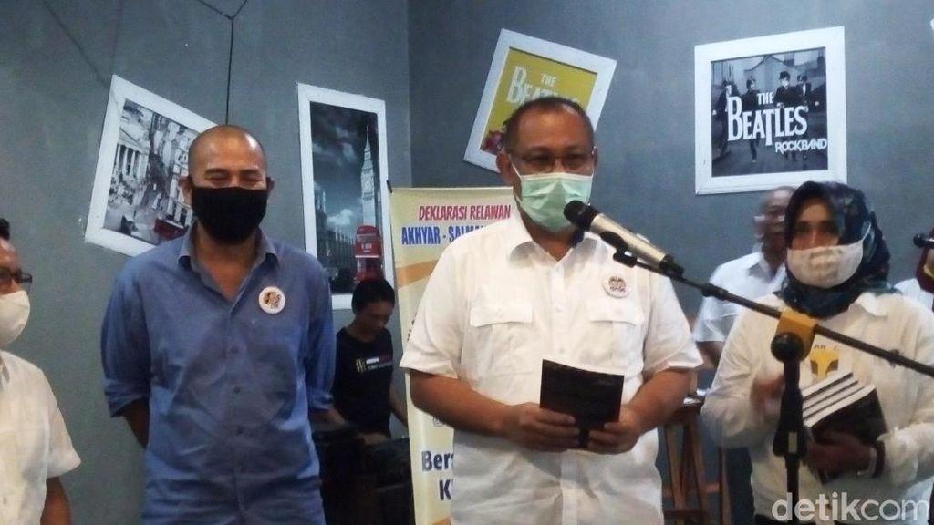 Akhyar Kampanye: Jalan Daerah Saya Tinggal Dulu Babak Belur, Sudah Diperbaiki