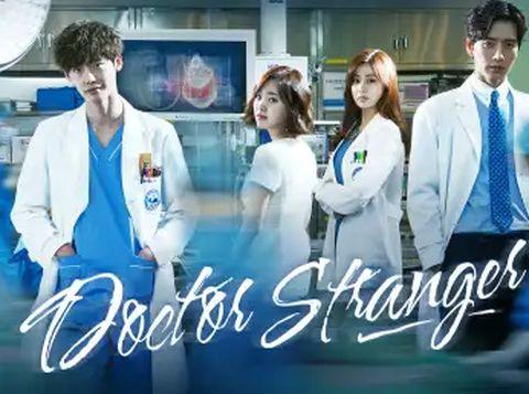 Drama Korea tentang dokter berjudul Doctor Stranger.