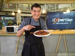 Brongkos Sedap dengan Daging Australia Ala Chef Vindex Tengker