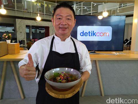 Event d'Xpertise Chef Stefu Kupas Habis Rahasia Lezatnya Pindang Daging Australia