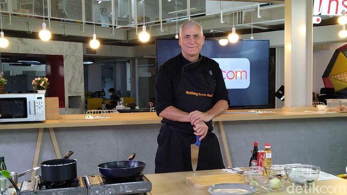 Event dXpertise Rahasia Bikin Teriyaki Daging Australia Pakai Cola