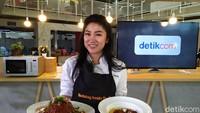 Mantap! Spaghetti Meatballs Daging Sapi Australia ala Chef Vania Wibisono