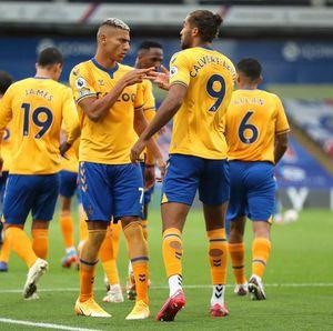 Taklukkan West Brom, Everton Ramaikan Perburuan 4 Besar Liga Inggris