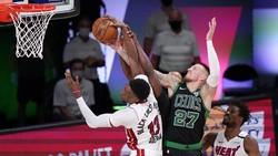 Hasil NBA: Jaga Peluang ke Final, Celtics Tumbangkan Heat 121-108