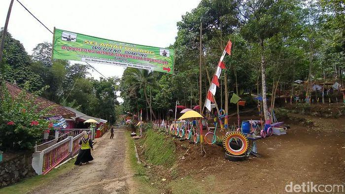 Kampung Wisata Sinarmulya Bojongsari