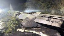 Pesawat Militer Ukraina Jatuh saat Hendak Mendarat, 22 Orang Tewas