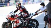 Jelang MotoGP Catalunya, Seorang Kru Honda Positif COVID-19