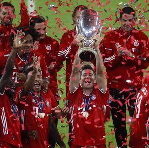 Bayern Sampai Tak Sempat Rayakan Juara Piala Super Eropa