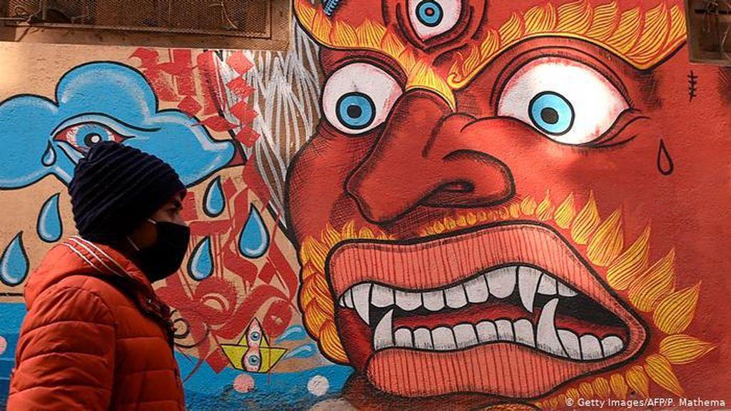 Pasien Corona Dipermalukan dan Dilecehkan di Nepal