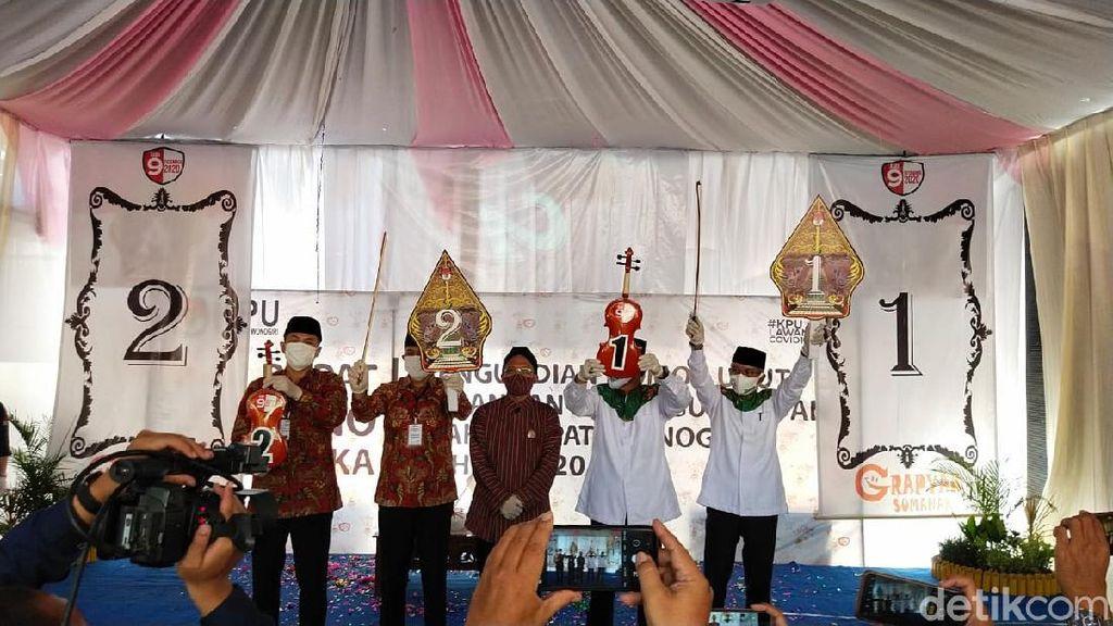 Gegara Rebutan Jargon, Deklarasi Kampanye Damai di Wonogiri Batal