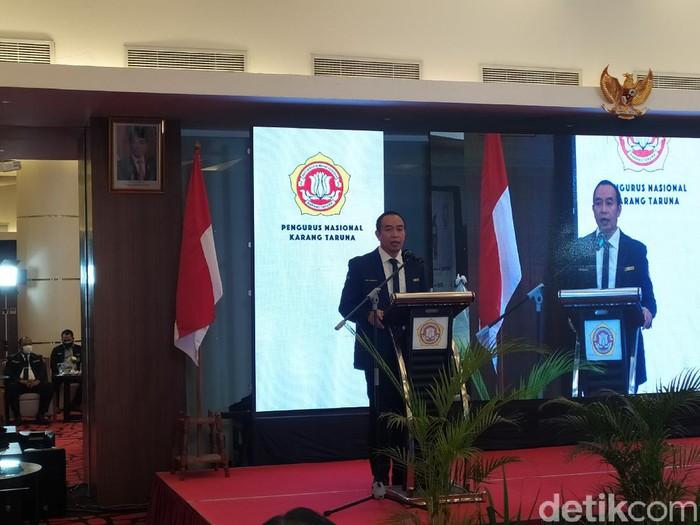 Pengumuman Pengurus Nasional Karang Taruna 2020-2025