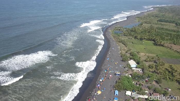 potensi tsunami di lumajang