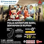 Promo Mitsubishi Xpander, Nikmati Cicilan Bunga 0% hingga 2 Tahun