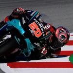 Quartararo Juara, Duo Suzuki Podium, Dovi-Rossi Crash