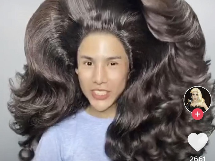 Rambut Reog Ponorogo